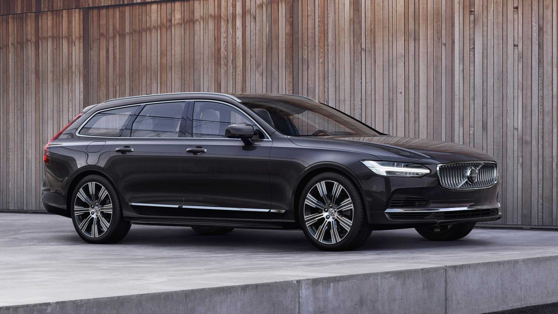 2021 Volvo V90 Release Date