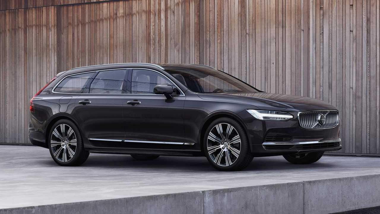 2020 Volvo S90 First Drive