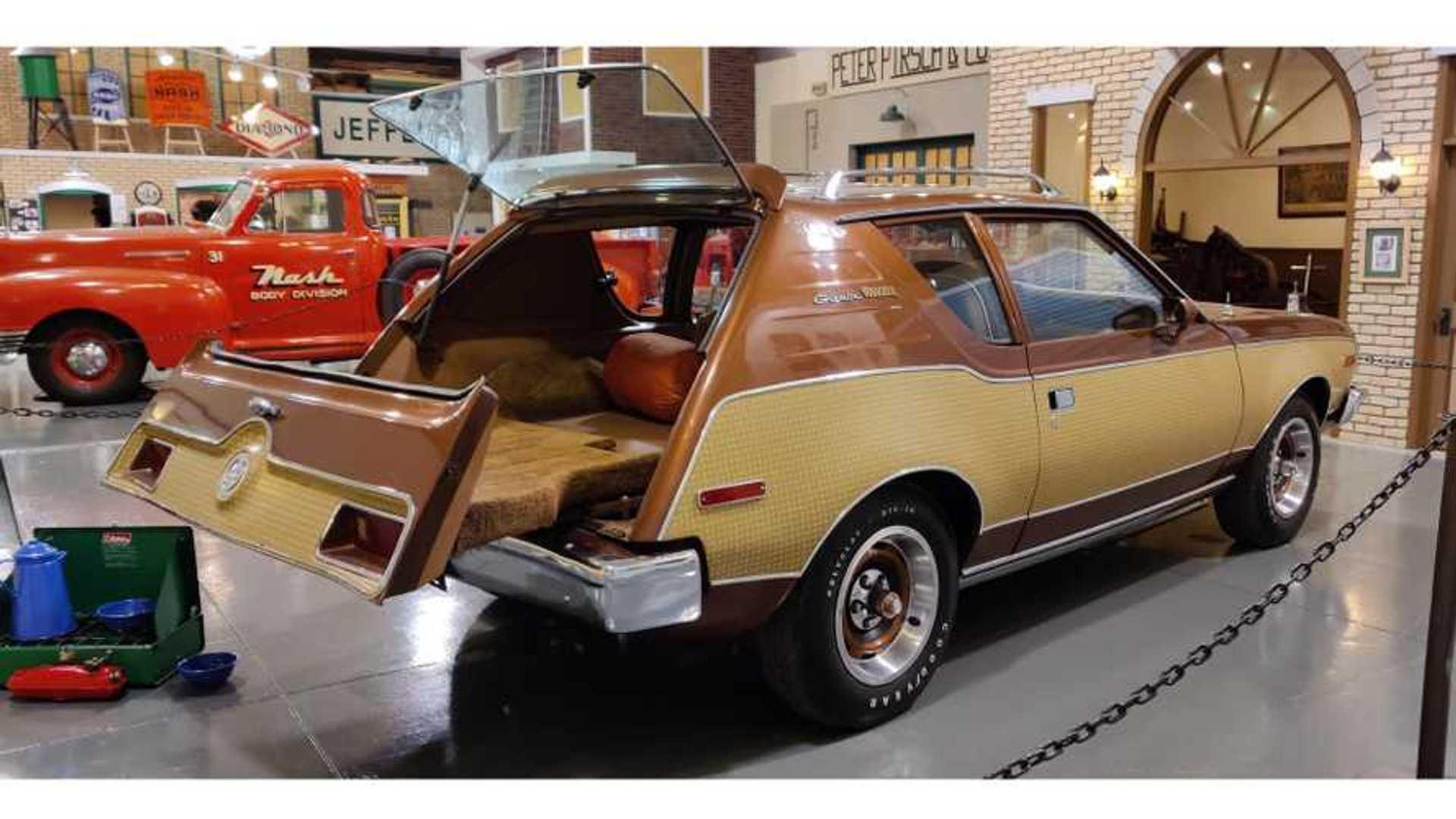 "[""Rare Nash Truck, One-Off AMC Gremlin Join Kenosha Museum""]"