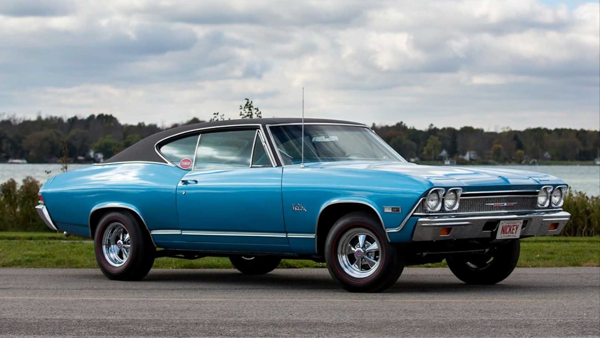 "[""Snag A 1968 Chevelle Malibu Sport Coupe With Nickey Upgrades""]"