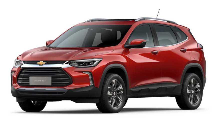 Chevrolet Tracker e Spin para PCD terão vendas suspensas
