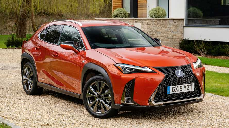 Lexus Adds Tech Upgrades To Ux For 2020