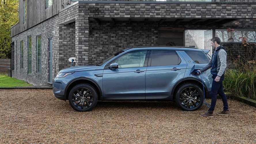 Land Rover Discovery Sport, ecco l'ibrida plug-in con 309 CV