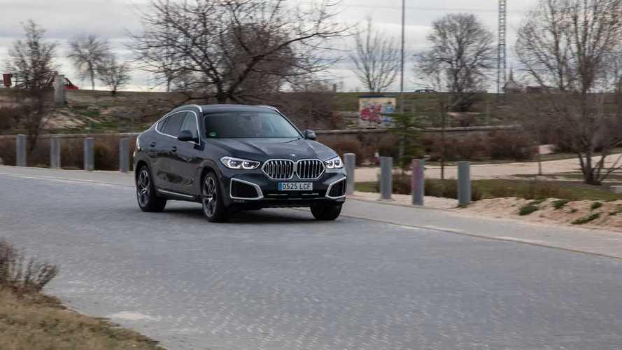 BMW X6 xDrive30d 2020, prueba