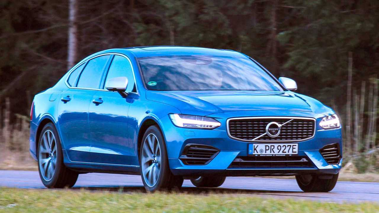 Volvo S90, V90 et XC90 T8 AWD Recharge