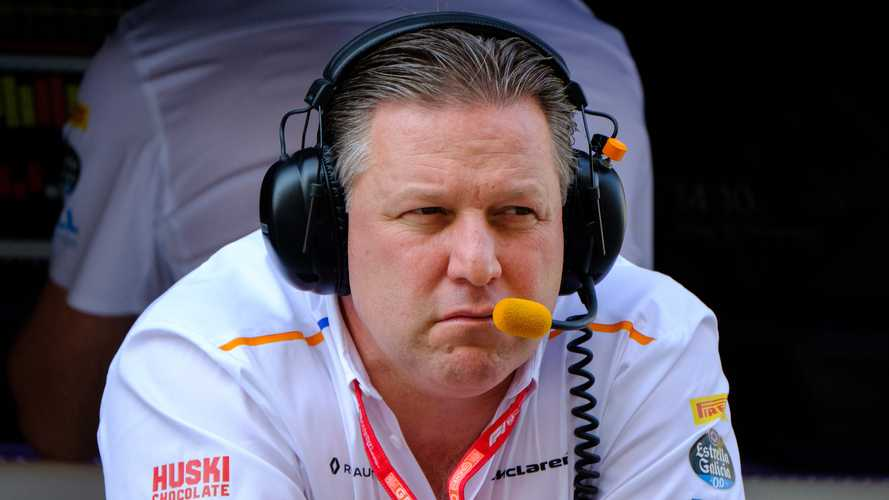 Top F1 teams 'playing with fire' over cost cap - Brown
