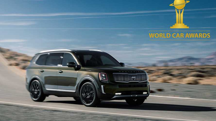 World Car of the Year 2020, vince la Kia Telluride