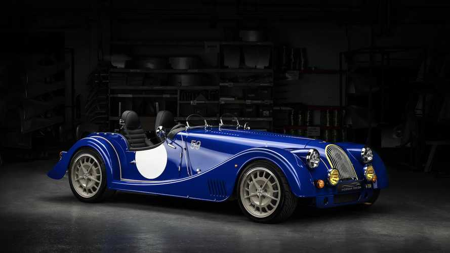 Morgan unveils two limited-run models at Geneva show