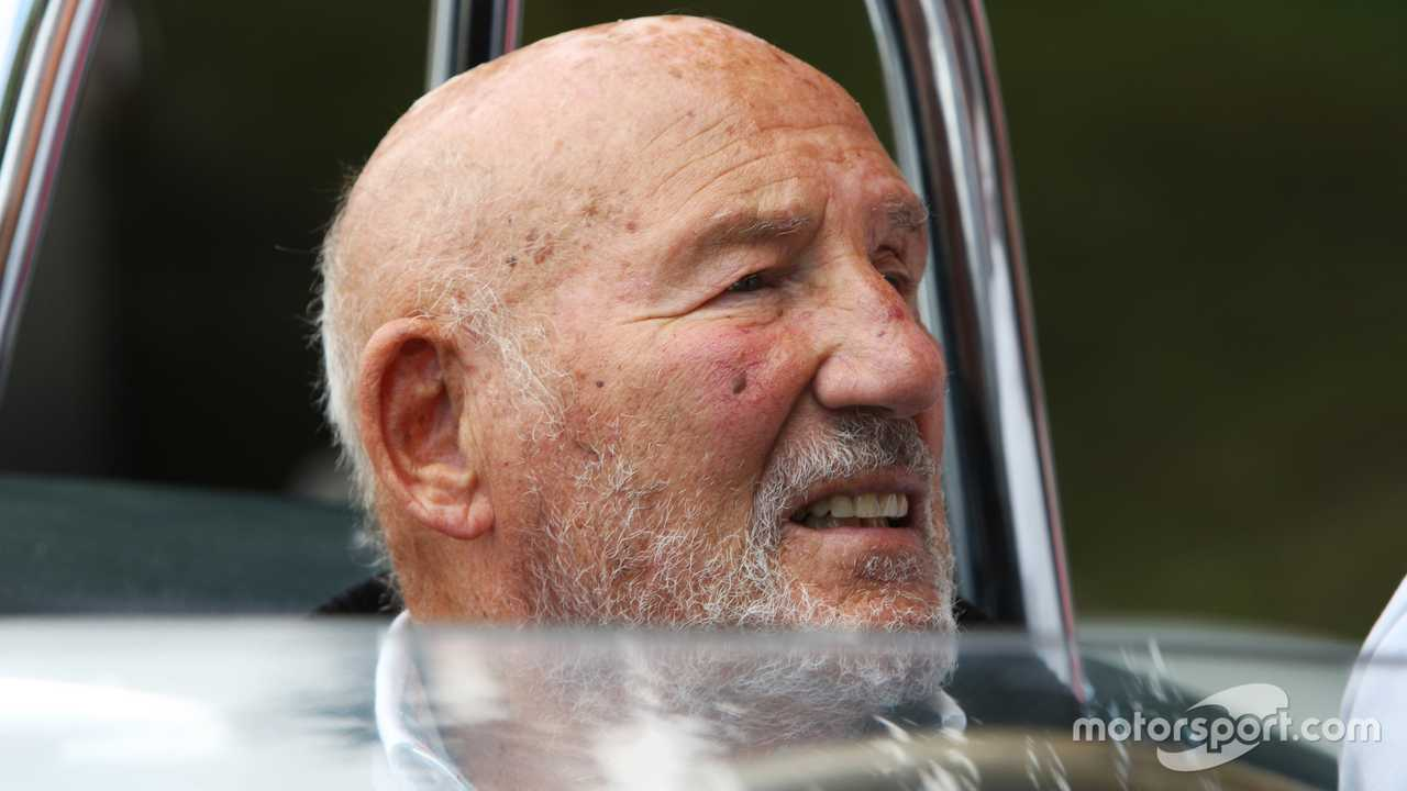 Stirling Moss at Goodwood Festival of Speed 2016