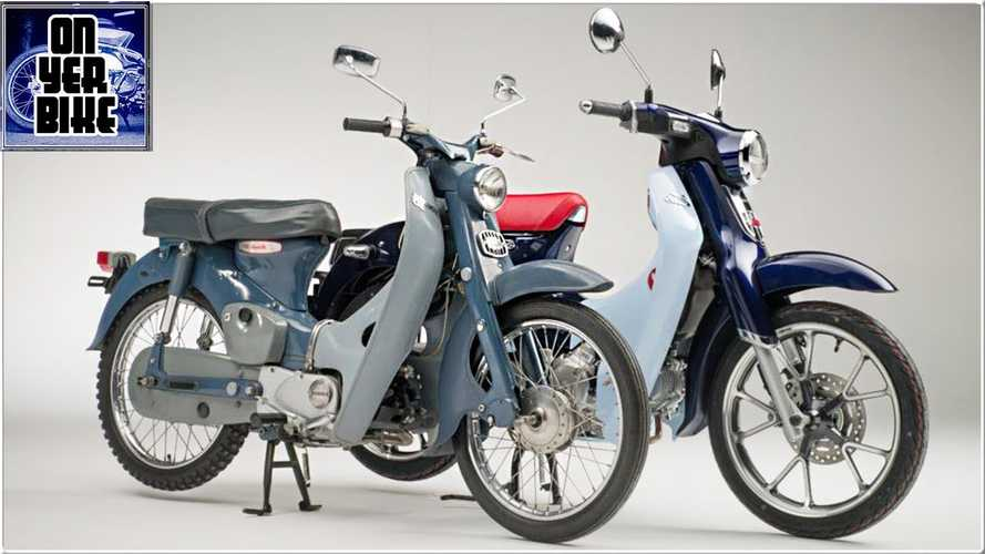 This Is How The Honda Super Cub Took Over The World