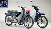 honda super cub history video