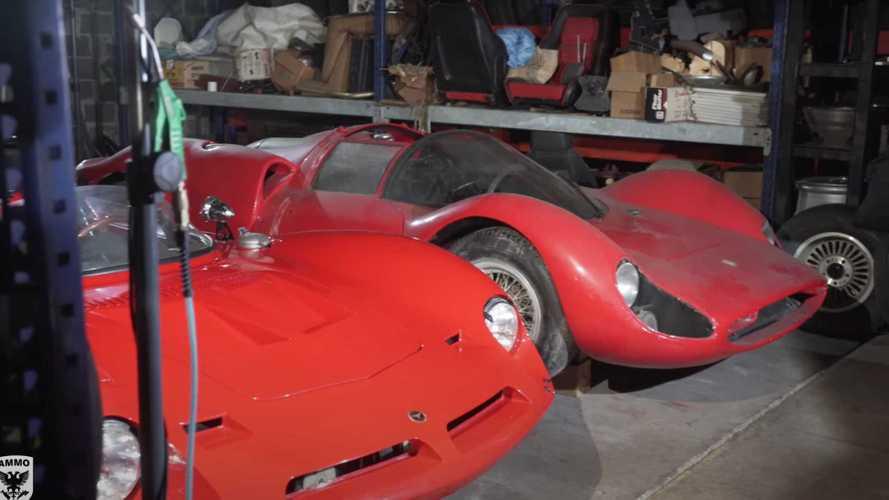 Une collection de plus de 300 voitures retrouvée après 30 ans