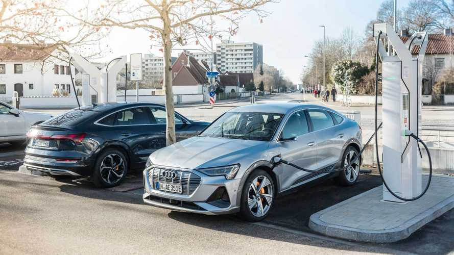 Audi To Install 4,500 Charging Points At Its Own Sites By Mid-2022