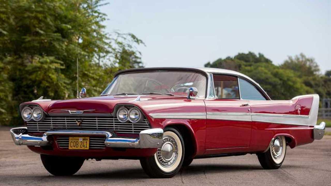 Star Car 1958 Plymouth Fury \'Christine\' Heading To Mecum