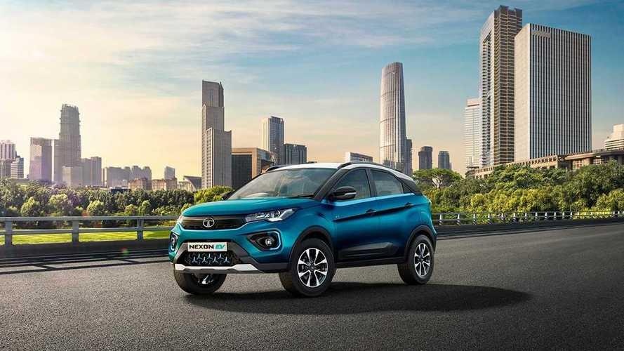 Tata Nexon: il SUV elettrico indiano che costa meno di 20.000 euro