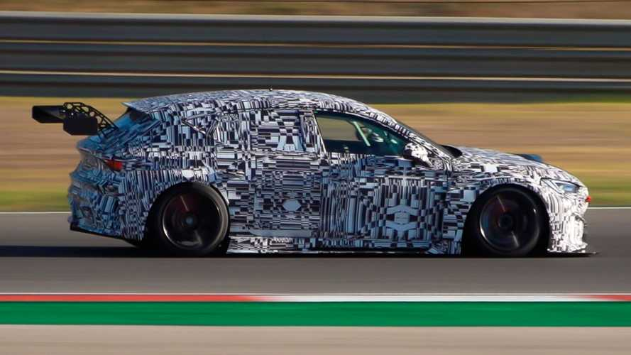 Cupra uses 3D printing to develop new touring car