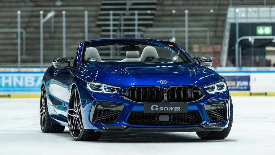 BMW M8 by G-Power lives up to its name and packs 820 bhp