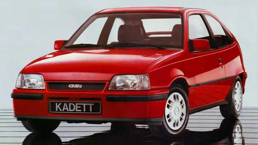 Opel Kadett GSi 1984-1991