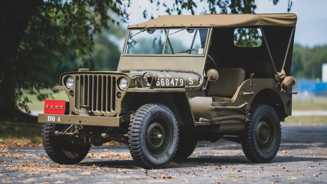 Willys MB 1945