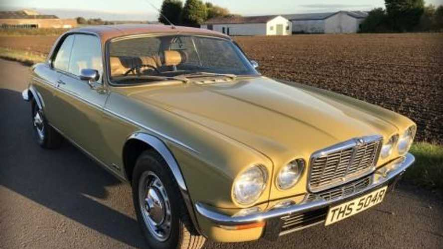 Classifieds Hero: Jaguar XJ-C 4.2-litre