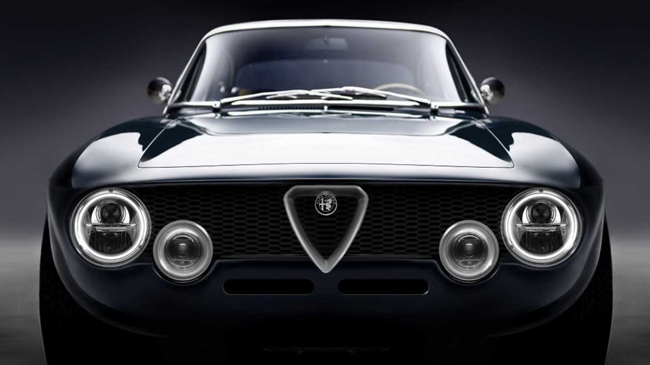 Alfa Romeo Giulia GTe Electric