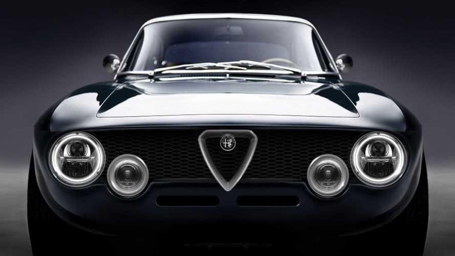 Alfa Romeo Giulia GTe - Sublime restomod !