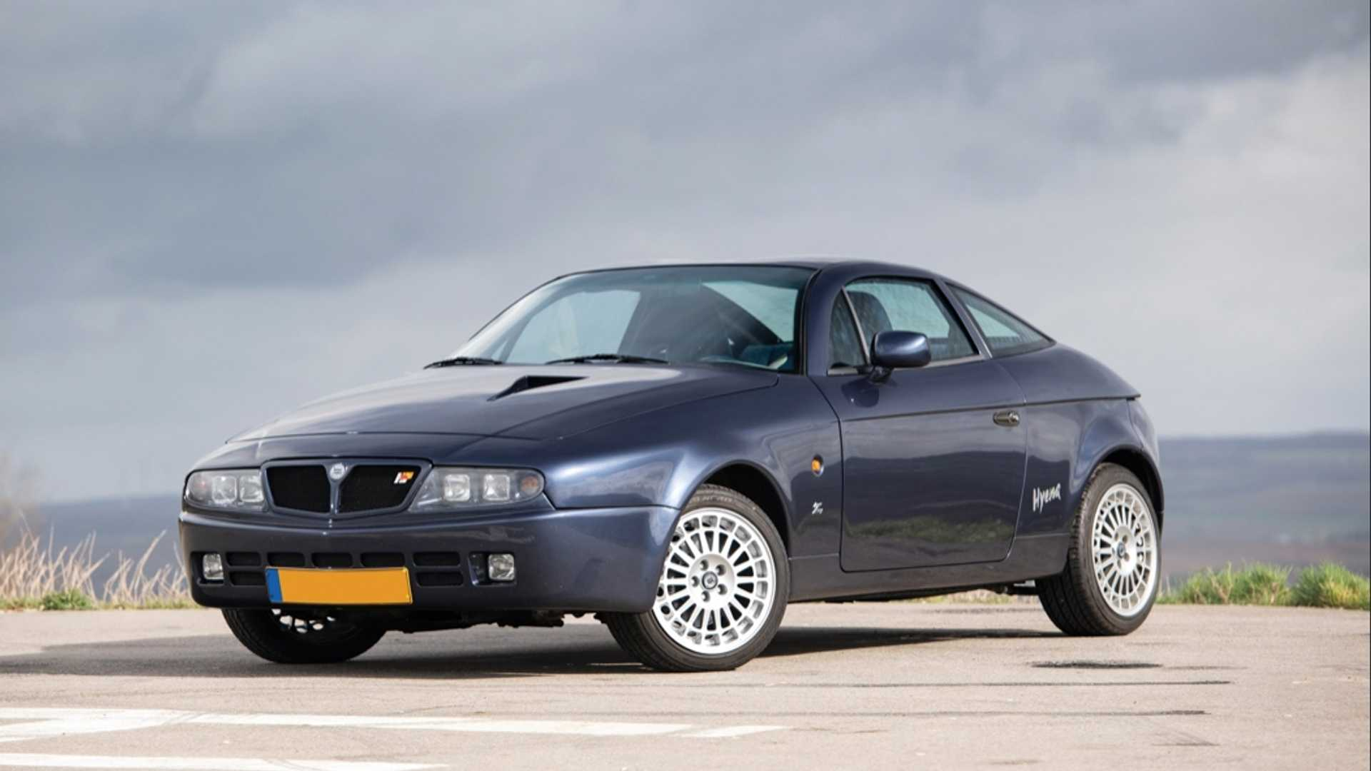 Rare Lancia Hyena By Zagato Based On Delta Integrale Can Be Yours