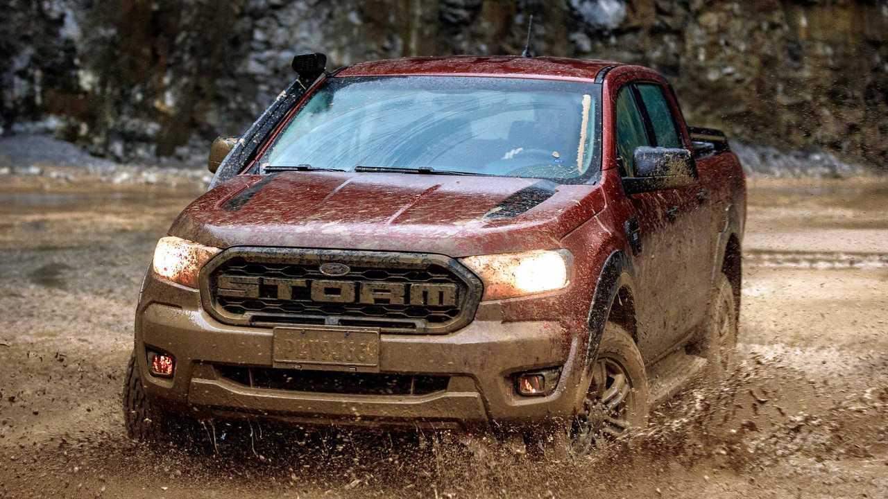Ford Ranger Storm 2020