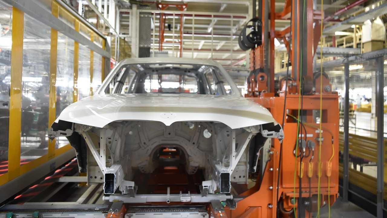 BMW Production Plant 1