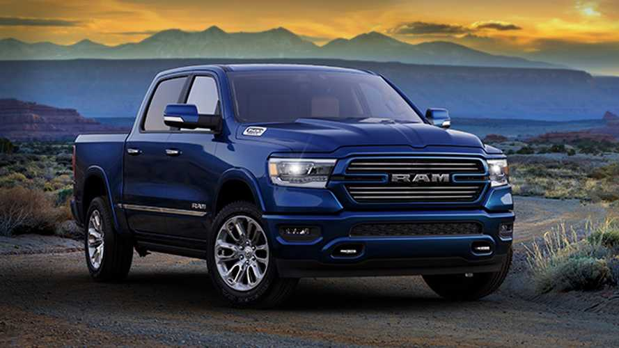 Ram 1500 Laramie Southwest Edition Brings Big List Of Tech To Texas
