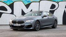 BMW M850i xDrive Gran Coupé 2020, prueba