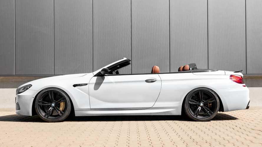 H&R-Gewindefedern für den BMW M6