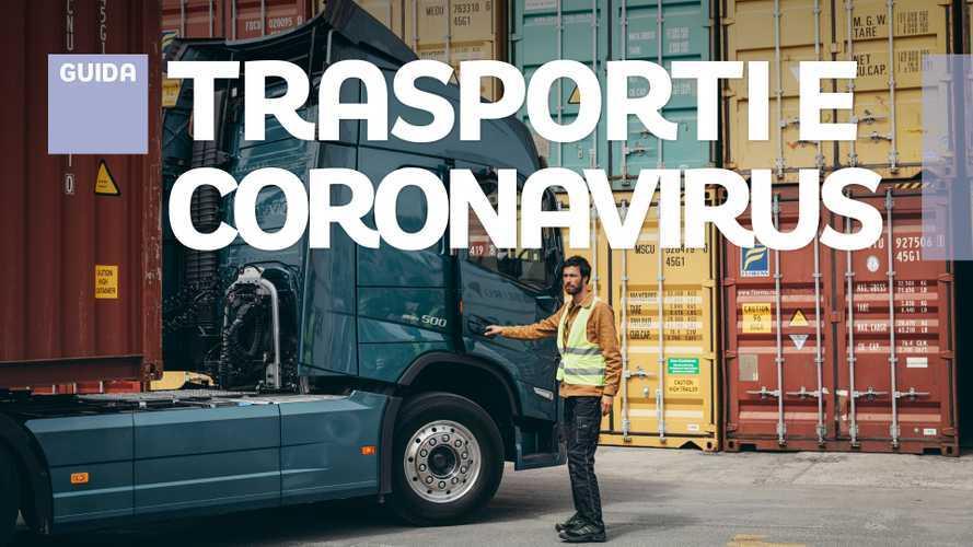 Coronavirus, trasporto, lavoro e autocertificazione. Cose da sapere