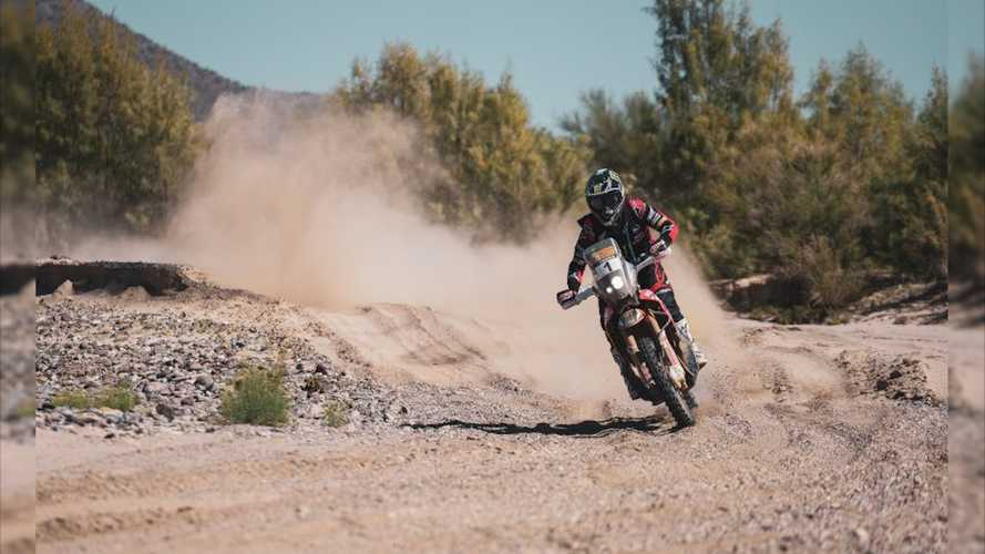 Dakar Winner Ricky Brabec Doubles Down At 2020 Sonora Rally
