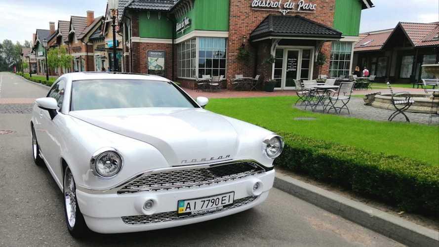 Egy ukrán tuningcég vagy 50 évvel visszarepíti az autódat az időben
