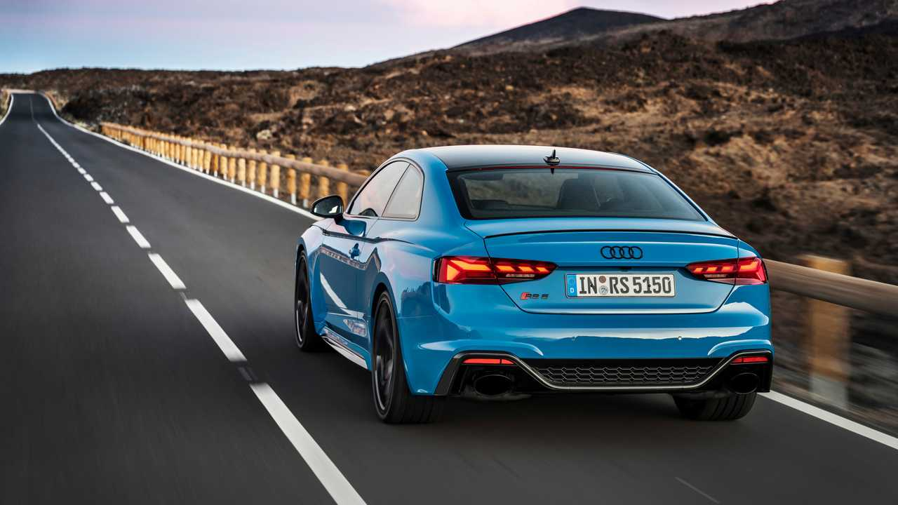 2020 Audi Rs5 Coupe Rs5 Sportback Get Fresh Look Same Power