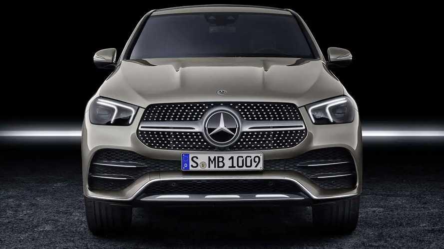 Mercedes GLE Coupé, nuova contro vecchia
