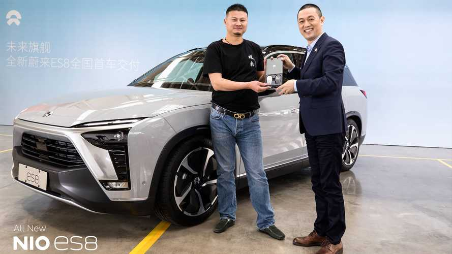 NIO Commences Delivery Of The New ES8