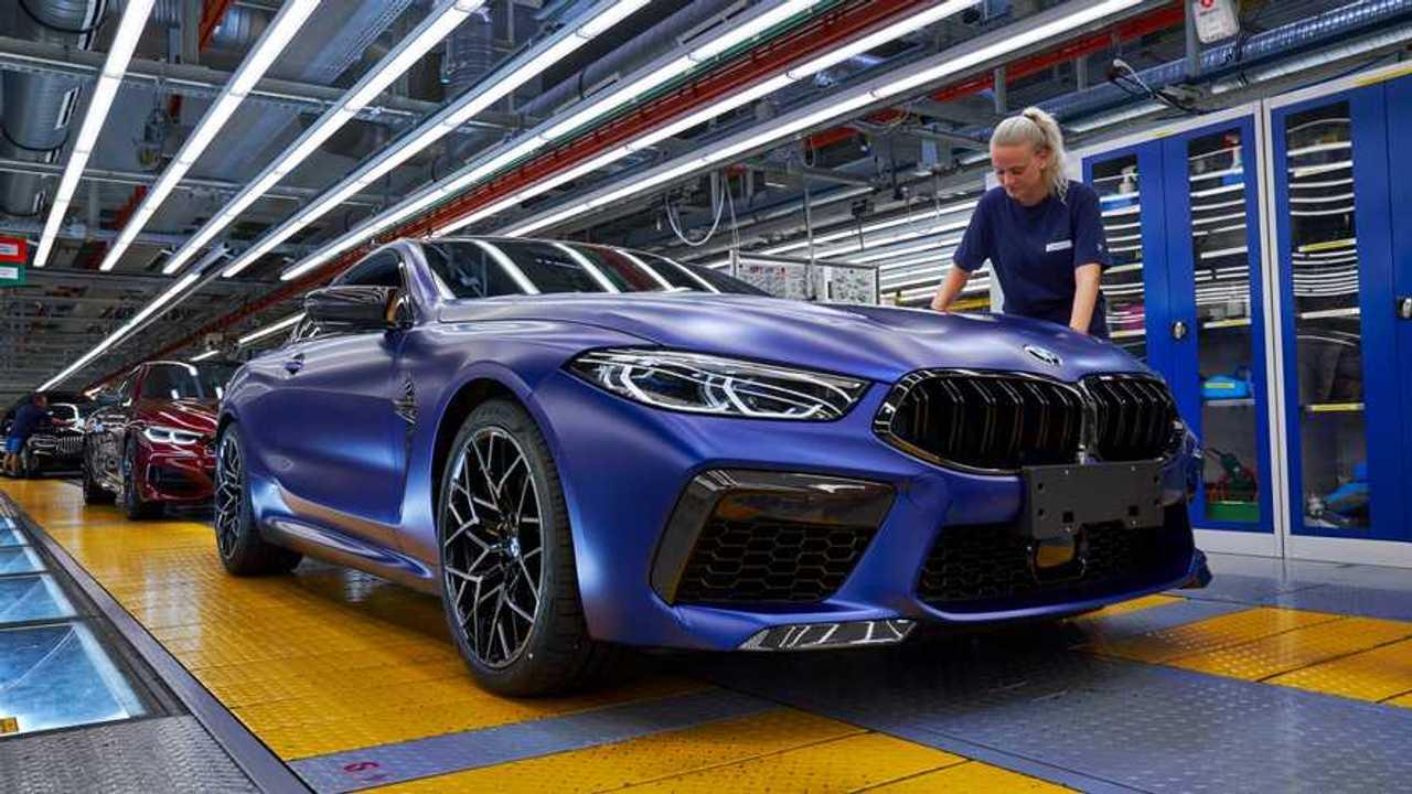 Stabilimento BMW