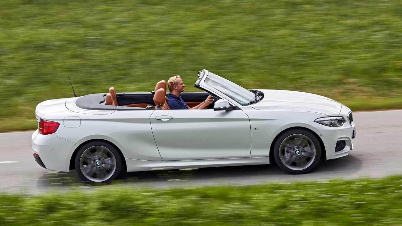 BMW 2-й серии Cabrio
