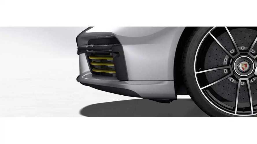 Porsche 911 Turbo S (2020): Aktive Kühlklappen