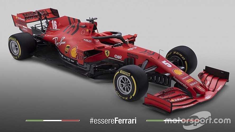 Ferrari presenta su SF1000 con el objetivo de volver a reinar