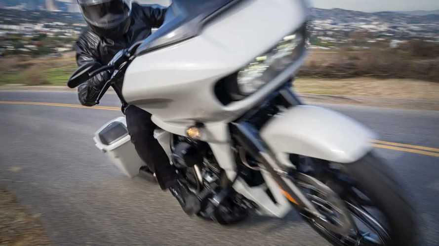 Harley Davidson CVO Road Glide 2020