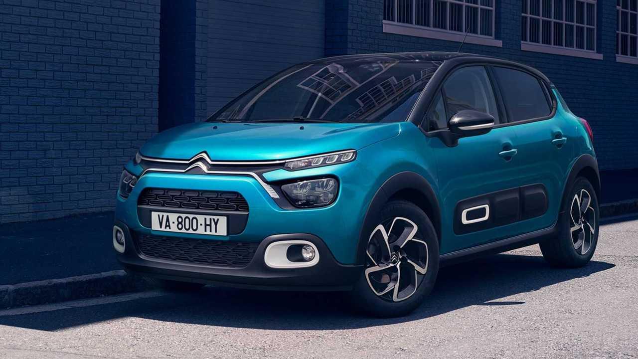 Citroën C3 Facelift (ab Juni 2020)