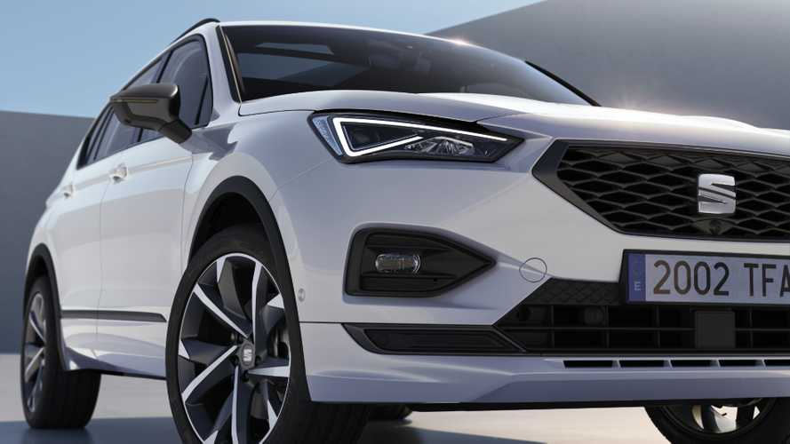 Seat Tarraco gets sporty look with new £31,680 FR trim