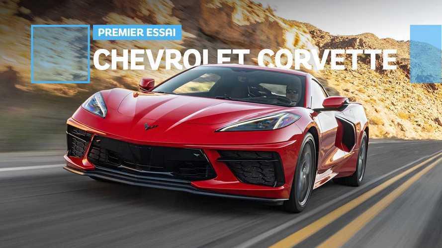 Essai Chevrolet Corvette (2020) - Émotions mitigées