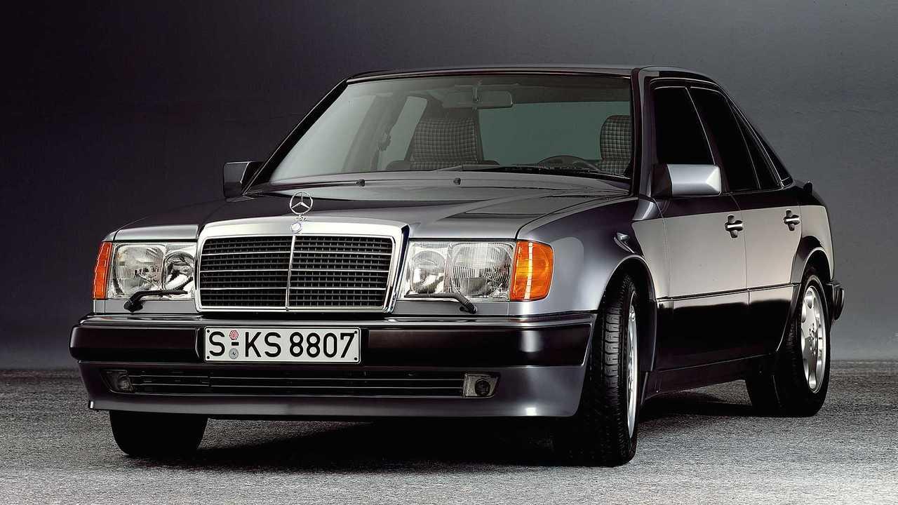 Mercedes 500 E (1990-1995)