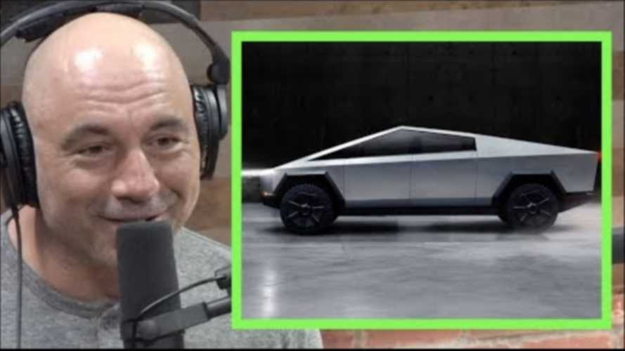 Joe Rogan And Matt Farah Talk About Buying A Tesla Cybertruck