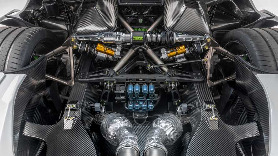 Hear The V8 Rumble Of The Koenigsegg Jesko
