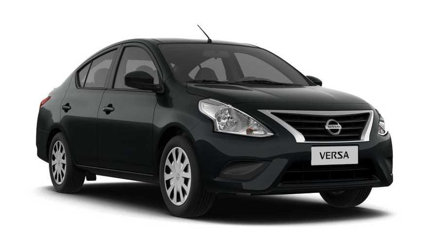 Nissan Versa ganha série limitada Special Edition por R$ 63.390